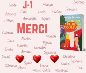 J-1  SUR LA COUVERTURE d'un livre, il y a les noms de l'auteur et de l'éditeur.