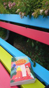 Le rayon de couleur du jour, c'est ce message d'Elvire qui a remporté mon livre grâce à l'oeil des lecteurs.