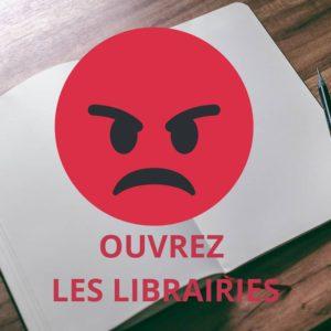 Si je ne peux plus acheter de livres ni librairie, ni à la FNAC, ni en grande surface, dites-moi ce qu'il reste ?
