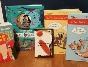 DE PASSAGE À LA LIBRAIRIE FRANÇAISE, petit craquage, je commence les cadeaux de Noël 😍😋 SOUTENONS NOS LIBRAIRES.