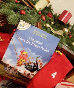 4 LES P'TITES POULES  Après les ados, une idée-cadeau pour les enfants avec une série que J'ADORE:Les P'tites Poules.